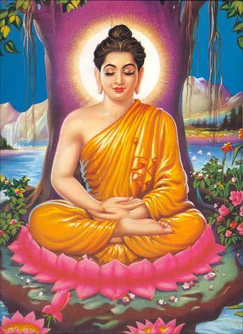 Siddartha Gautama founds Buddhism.