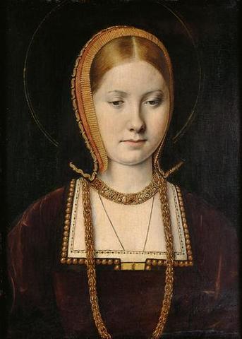 Aragoni Katariina portree