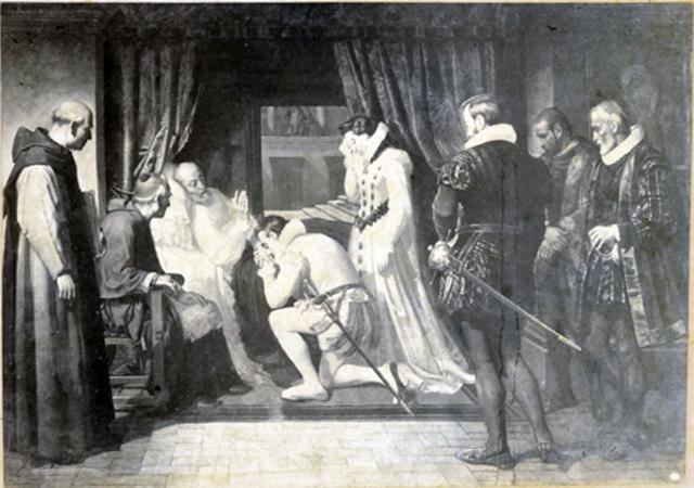 Muerte de Felipe II