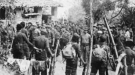 ¿cómo inicio la Guerra en El Salvador? timeline