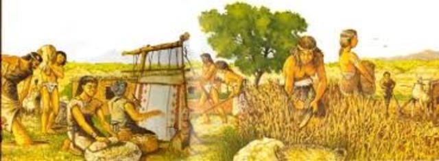 Neolítico (7000 A.C – 4000 A.C.)