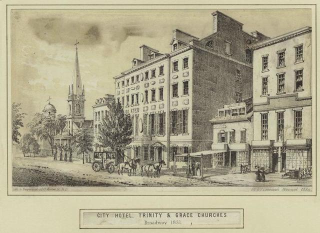 Primer hotel en Estados Unidos