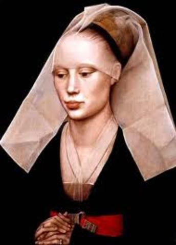 Naise portree