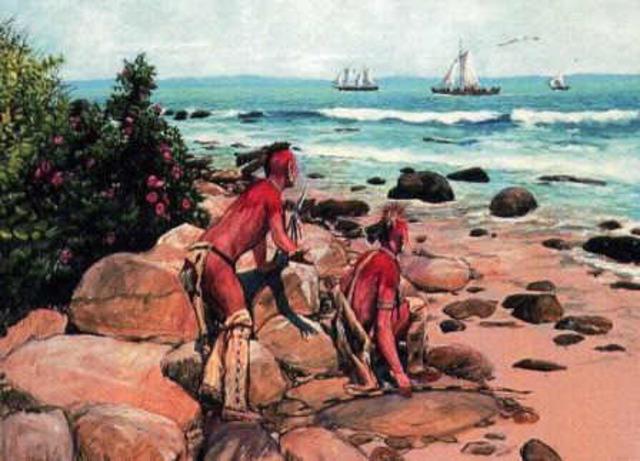 Kuvahaun tulos haulle pequot indians