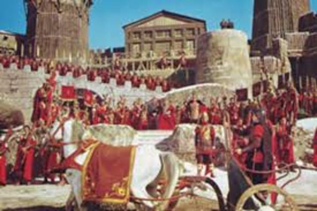 Caida del Imperio Romano de Oriente.