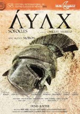 Ayax - Sofocles