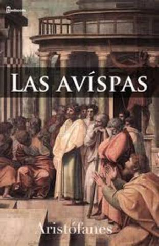 Las avispas - Aristofanes