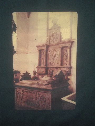 Potus De la Gardie hauamonument Tallinna toomkirikus