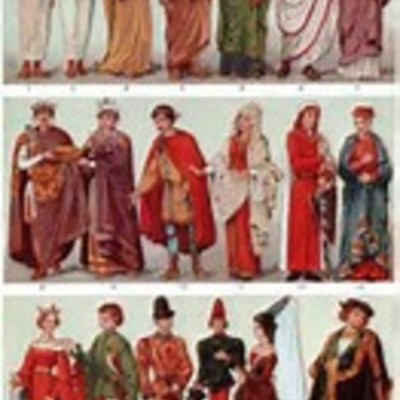 Developing Cultures timeline