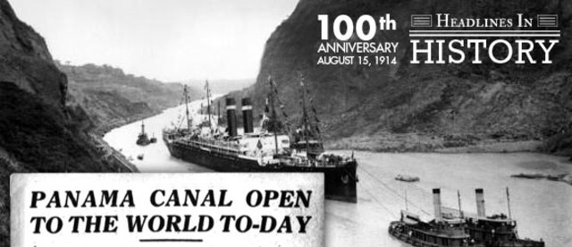 timelines Timetoast Panama Canal | timeline