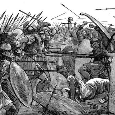 Trojan War by sean nixon timeline