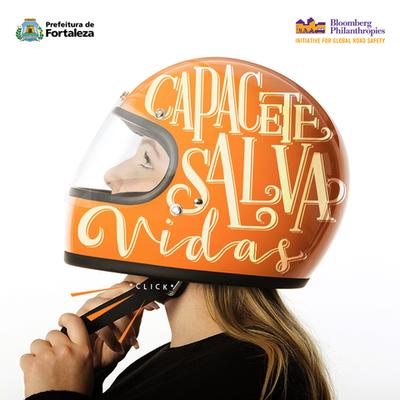 Esforço Legal e Publicitário | Campanha: Capacete Salva Vidas | Fortaleza - CE timeline