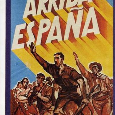 España entre los años 1918 y 1939 timeline