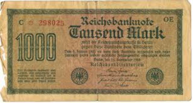 Az első monetáris unió által létrejötte közös valuta