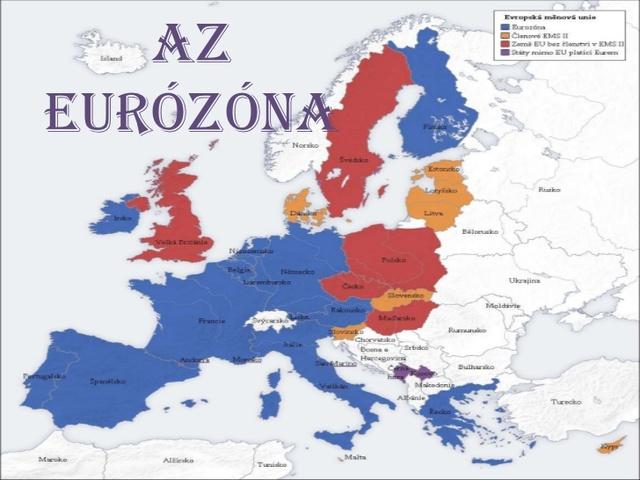 A közös EU valuta bevezetése