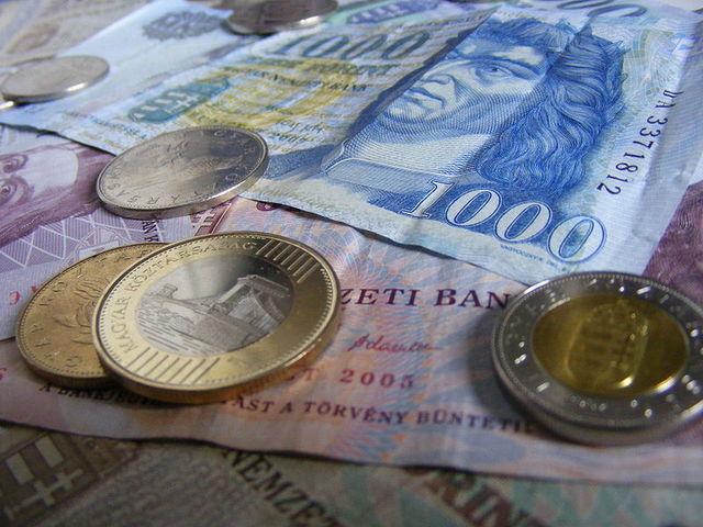 A magyar forint bevezetése