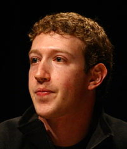 Mark Zuckerburg invented Facebook!!