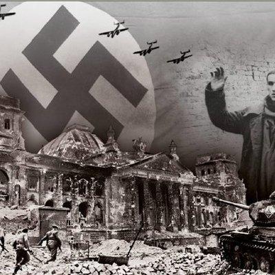 Andre verdskrig timeline