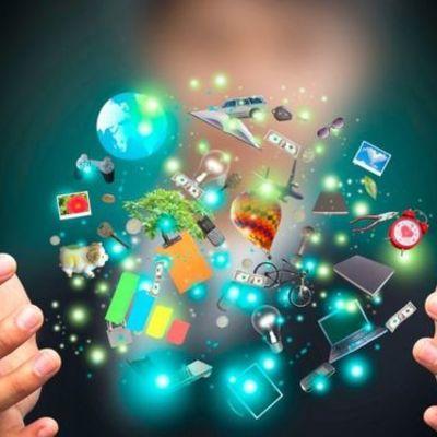 Avances tecnologicos timeline