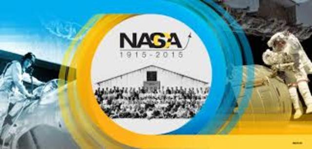 Segregation was ended in 1958 when NACA became NASA