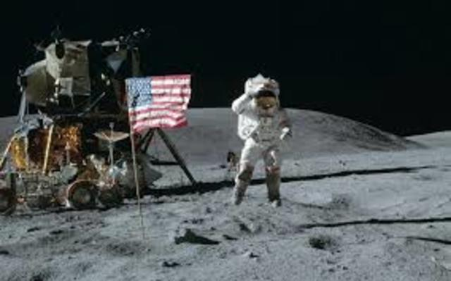 The Apollo 11 was SUCCESSFUL in landing on the MOON
