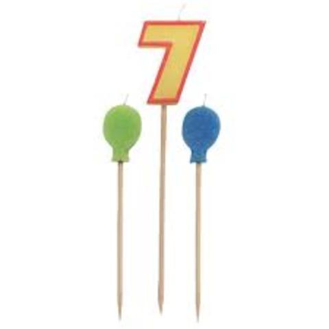 I turn 7!