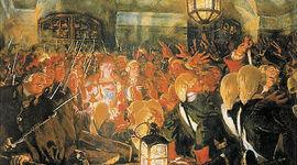 Эпоха дворцовых переворотов timeline