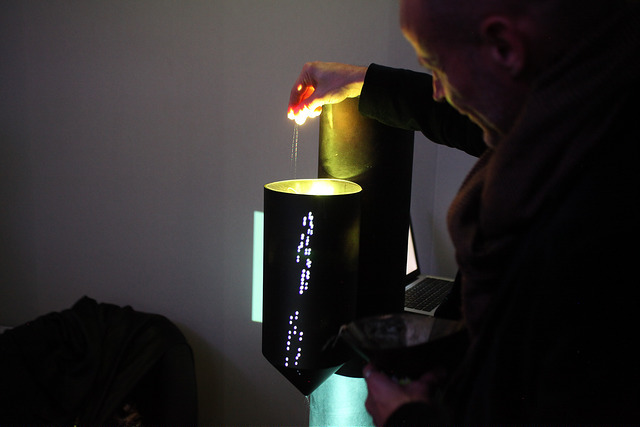 """Workshop """"La matière comme interface"""""""