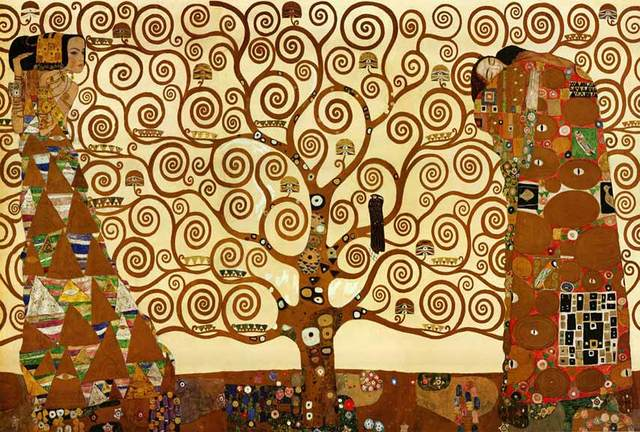 The Tree of Life, Gustav Klimt