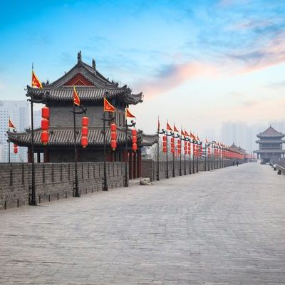 Основные этапы истории Китая timeline