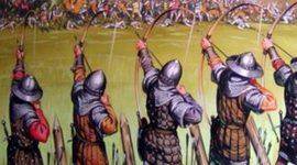 A százéves háború timeline