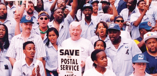 The Great Postal Strike of 1970
