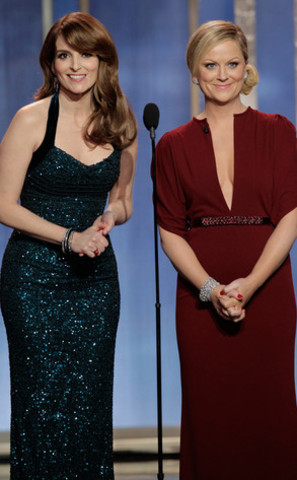 Hosting The Golden Globes for the First Time
