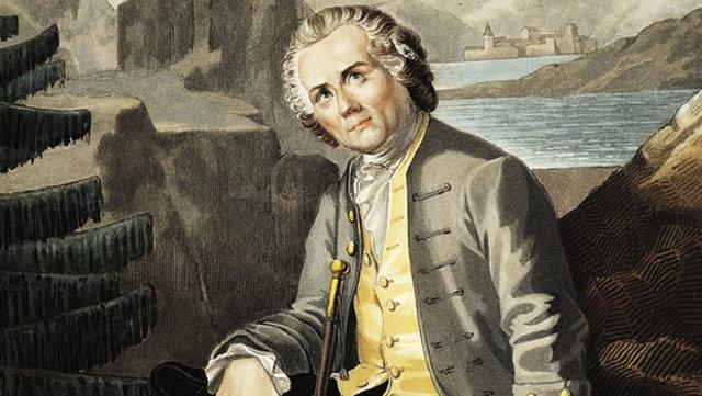 Juan Jacobo Rousseau. Filósofo, pedagogo.   1712- 1778