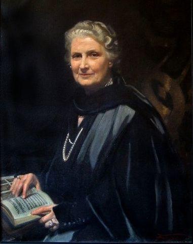 Maria Montessori. (1870- 1932).Educadora, Científica, Médica, Psiquiatra, Filósofa, Psicóloga