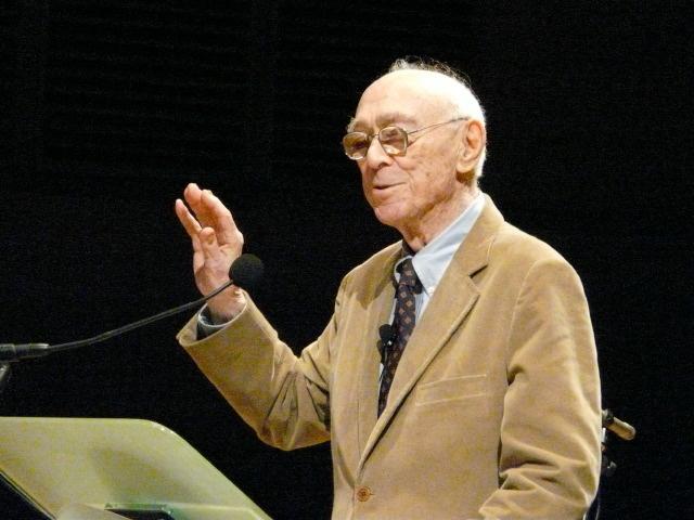 Jerome Bruner. (1915-2016). Psicólogo Estadounidense.