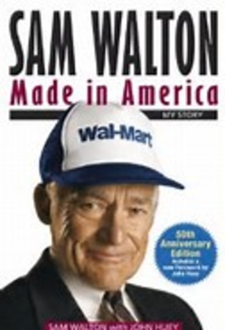 Sam Walton's Just-in-Time Inventory