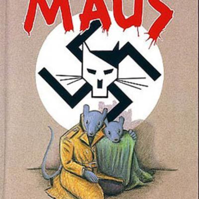 Maus Part I timeline