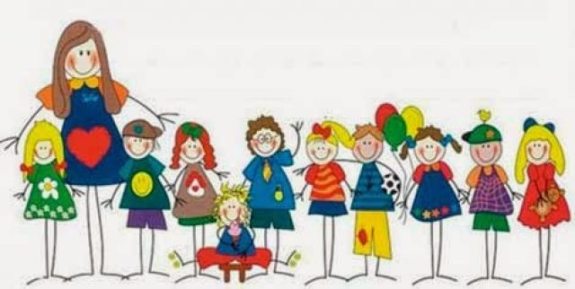 Preescolar Y Jardin De Infantes: Nivel Inicial Timeline