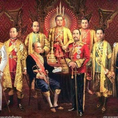 Chakri Dynasty 1782- Present timeline
