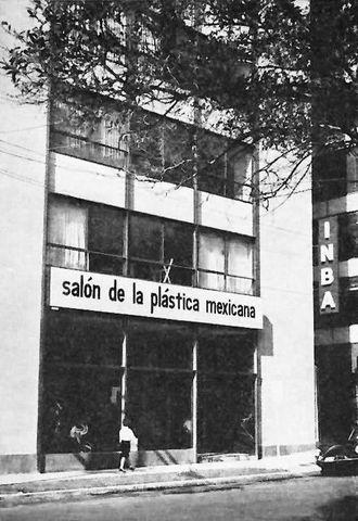 Nueva galería mexicana