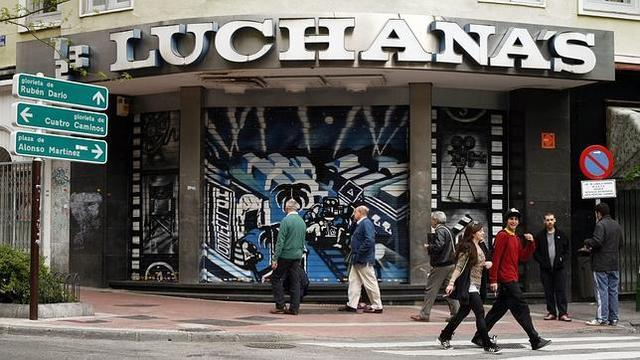 Cines Luchana