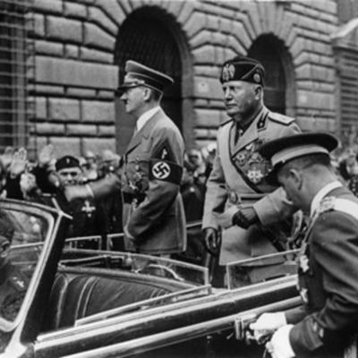 History of Fascism timeline
