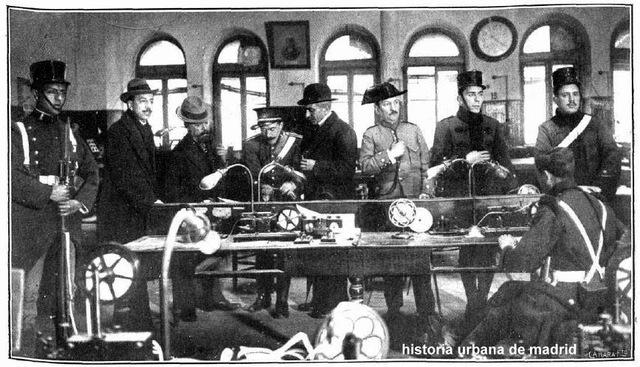 Primer Telégrafo comercial