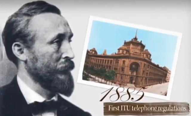 Creación de las normas (ITU) para los sistemas telegráficos