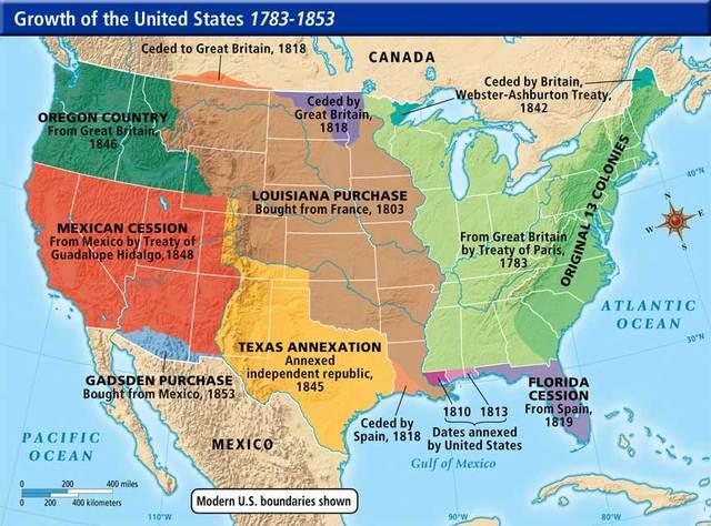 european colonization manifest destiny