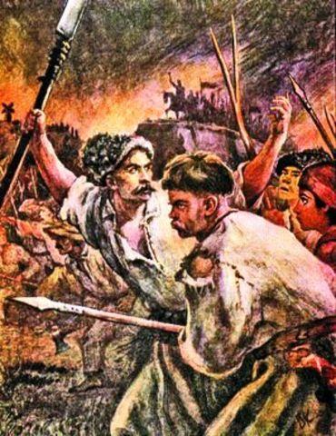 Козацько-селянські повстання