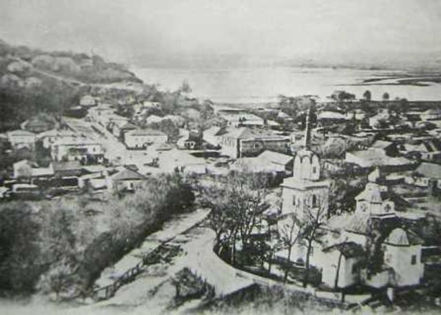 Канів - повітове місто