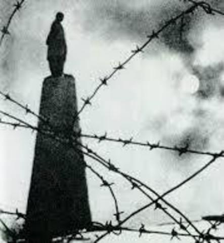 14 серпня 1941 - 31 січня1944р.р. Фашистська окупація