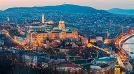 Budapest története timeline